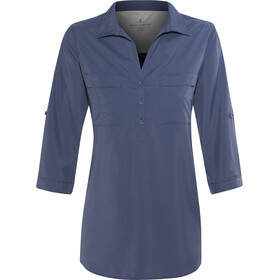 Royal Robbins Expedition Chill - T-shirt manches longues Femme - bleu